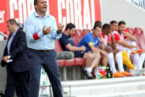 Cláudio Braga: «No aspeto da transição ofensiva, podíamos ter mais qualidade»