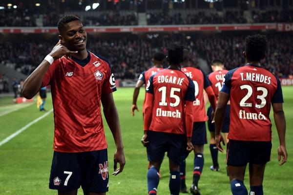 França: Lille goleia Paris Saint-Germain e impede festa do título