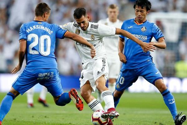 Espanha: Real Madrid vence Getafe no arranque da Liga com golos de Carvajal e Bale