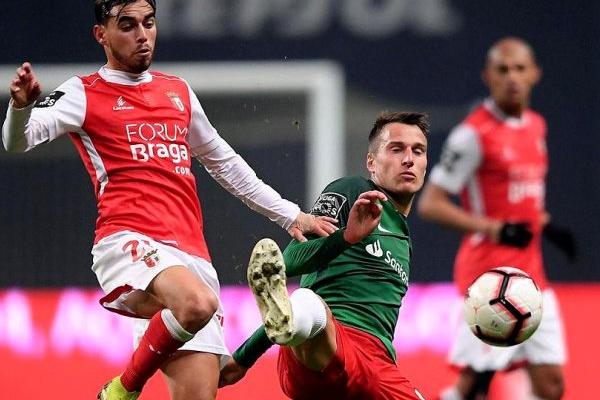 Crónica: Sporting de Braga vence sem dificuldade Marítimo muito frágil