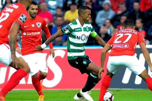 I Liga: Sporting dá a volta ao Santa Clara e sobe ao segundo lugar