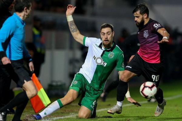 Taça da Liga: Sporting vence Feirense e está na final-four