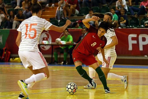 Futsal: Europeu feminino - Resultados