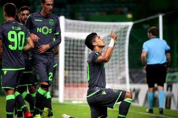 Sporting e colombiano Fredy Montero rescindem contrato