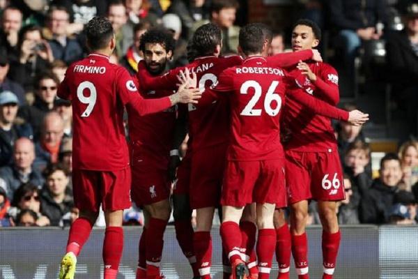 À atenção do FC Porto: Liverpool vence e lidera provisoriamente a Premier League