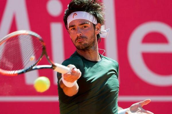 Ténis: Gastão Elias na segunda ronda do 'challenger' de Santo Domingo