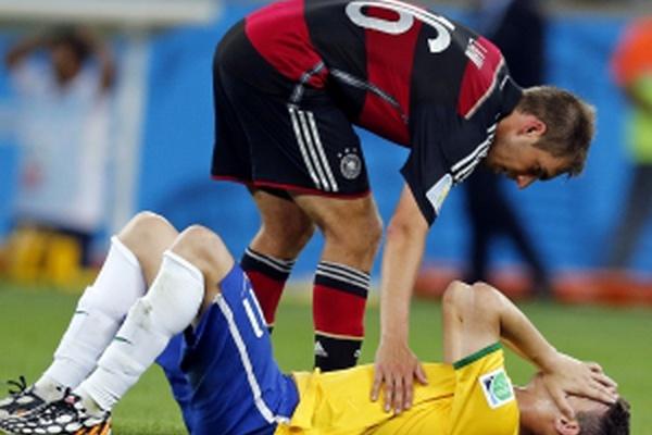 Mundial-2014: Jornais dizem que Mineiraço é pior do que Maracanazo