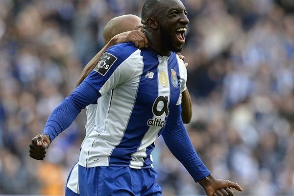 Sporting-FC Porto: Marega é o dínamo que guia o ataque de Sérgio Conceição
