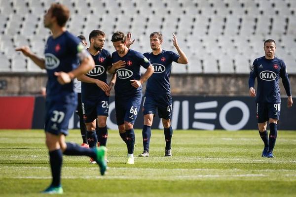I Liga: Belenenses e Nacional dão arranque à última jornada