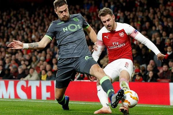 LE: Arsenal 0-0 Sporting (declarações)