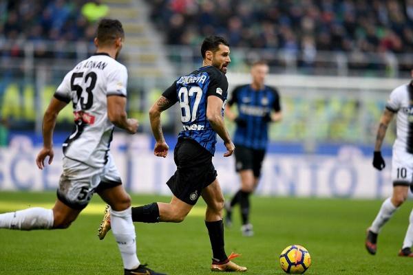 Itália: Inter empata sem golos no terreno da Udinese