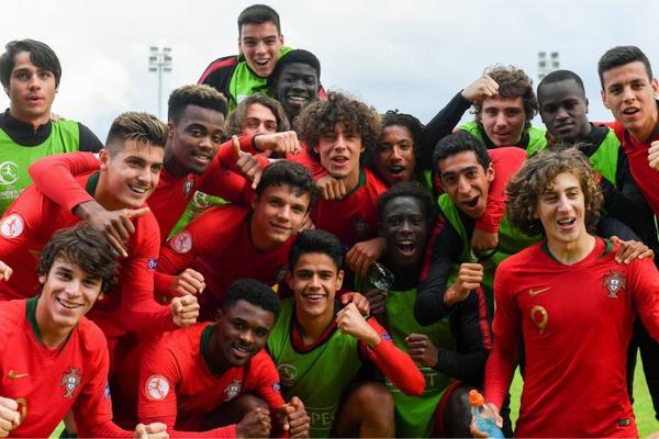 Portugal fora do 'play-off' de acesso ao Mundial de sub-17