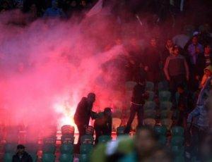 Benfica: UEFA abre inquérito disciplinar por incidentes no Vicente Calderón