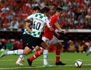 Sérgio Piscarreta dirige Moreirense-Benfica na 3.ª jornada da Taça da Liga