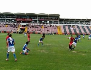 Taça de Portugal: Belenenses vence em Olhão por 1-0 e segue em frente