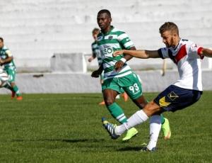 Segunda Liga: Gil Vicente, com 10, resiste ao Sporting B em Barcelos