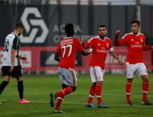 Segunda Liga: Olhanense aproveita debilidade defensiva do Benfica B
