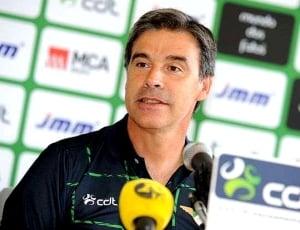 Miguel Leal acredita num Moreirense «diferente» perante o Benfica