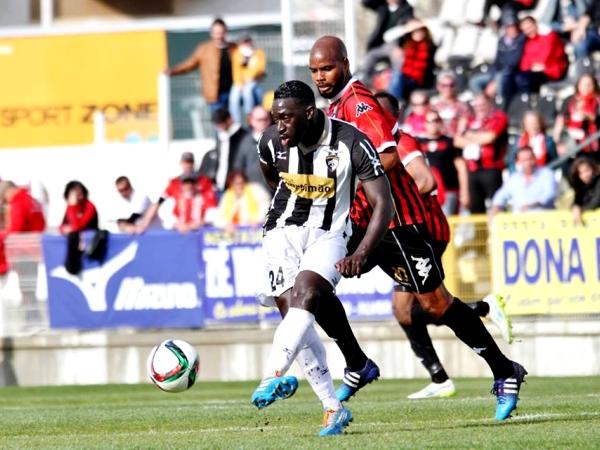 Segunda Liga: Golo solitário de Pires dá vitória ao Portimonense