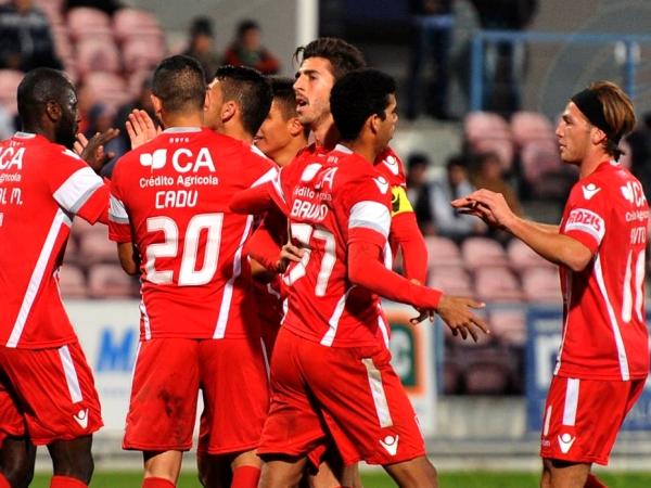 Segunda Liga: Gil Vicente goleia Braga B e mantém-se nos lugares de subida