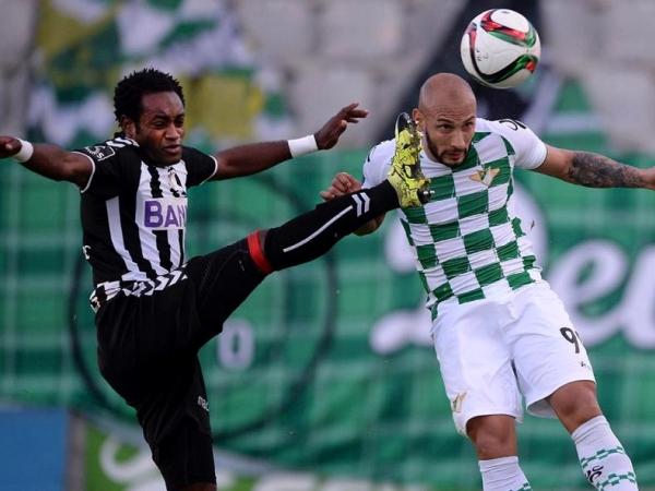 Rafael Martins regressa ao Moreirense para jogo com U. Madeira