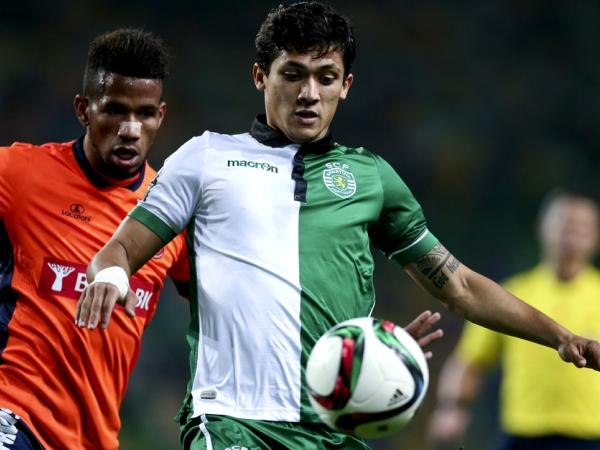 Fredy Montero acha «normal» saída de Carrillo para o Benfica