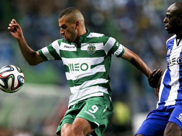 «Estamos à espera que Slimani não jogue com o Benfica», Dias Ferreira
