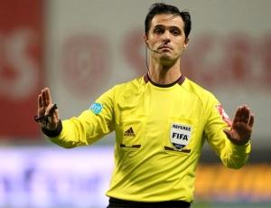 Liga Europa: Carlos Xistra dirige Gorica-Molde na segunda pré-eliminatória