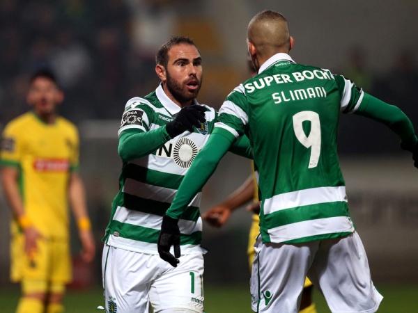 Primeira Liga: Sporting vence em Paços de Ferreira e segura comando