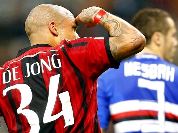 Mercado: Los Angeles Galaxy anuncia contratação de Nigel de Jong