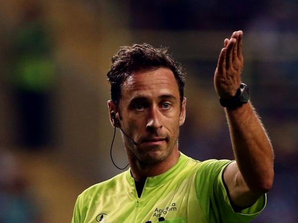 Primeira Liga: Artur Soares Dias é o árbitro do clássico Benfica-FC Porto
