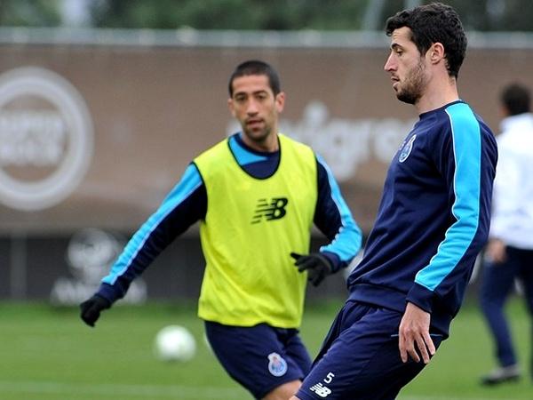 FC Porto continua a preparar clássico com Benfica, Maicon faz tratamento