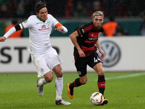 À atenção do Sporting: Leverkusen 'cai' na Taça da Alemanha