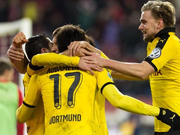 À atenção do FC Porto: Dortmund nas meias-finais da Taça da Alemanha