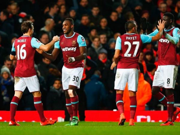 Inglaterra: West Ham afasta Liverpool da Taça nos descontos do prolongament
