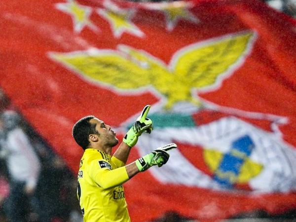 Júlio César confessa: «O Benfica abraçou-me depois dos 7-1»