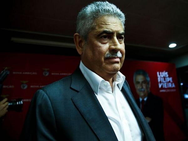 Luís Filipe Vieira vai ter alta hospitalar na sexta-feira