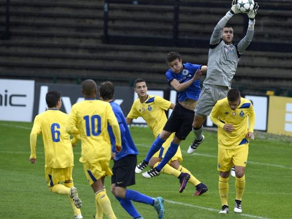FC Porto vence Viitorul e segue para os 'quartos' da UEFA Youth League