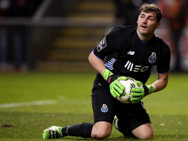 Jornal Marca distingue Casillas com o prémio Jogo Limpo