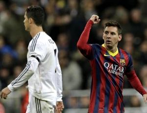 Lionel Messi: «O meu objetivo não é competir com Cristiano Ronaldo»