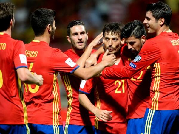 QF Mundial-2018: Espanha e Itália mantêm 'braço de ferro' no Grupo G
