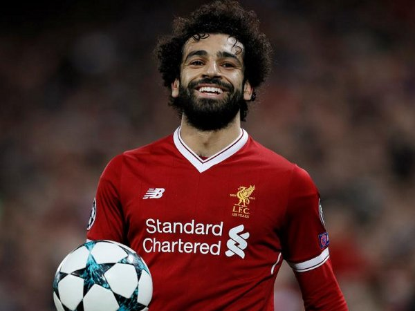 Mohamed Salah eleito jogador africano do ano pela BBC