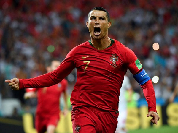 Mundial: Portugal 3 - 3 Espanha (2018)