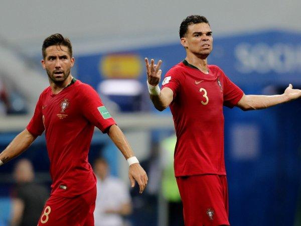 Mundial-2018: Pepe sobre Cristiano Ronaldo: «Ele teve uma estreia de sonho»