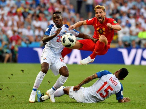 Mundial: Bélgica 3 - 0 Panamá (2018)