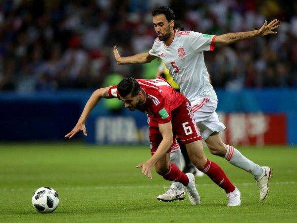 Mundial: Irão 0 - 1 Espanha (2018)