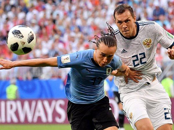 Mundial: Uruguai 3 - 0 Rússia (2018)