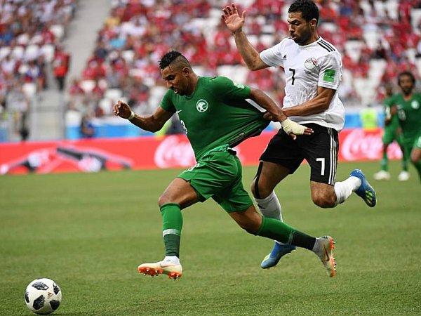 Mundial: Arábia Saudita 2 - 1 Egipto (2018)