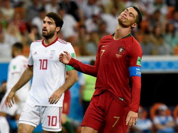 Mundial: Irão 1 - 1 Portugal (2018)