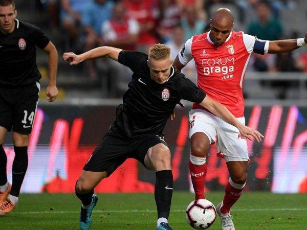Crónica: Erros defensivos atiram Sporting de Braga para fora da Liga Europa